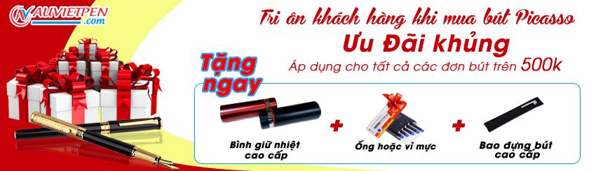 Khuyến mại hấp dẫn từ Âu Việt