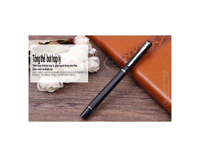 Bút kim loại giá rẻ 801