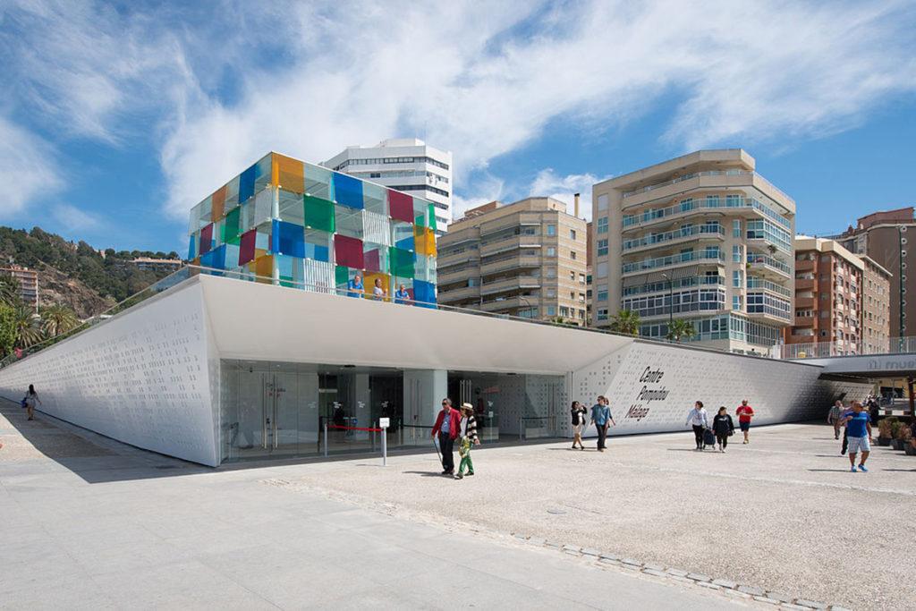 Bút Picasso 916 – Thiên đường nhỏ bé Malaga